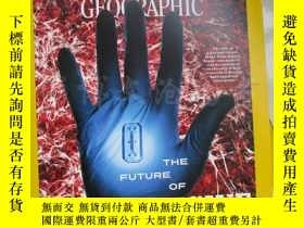 二手書博民逛書店National罕見Geographic January 2019Y16472