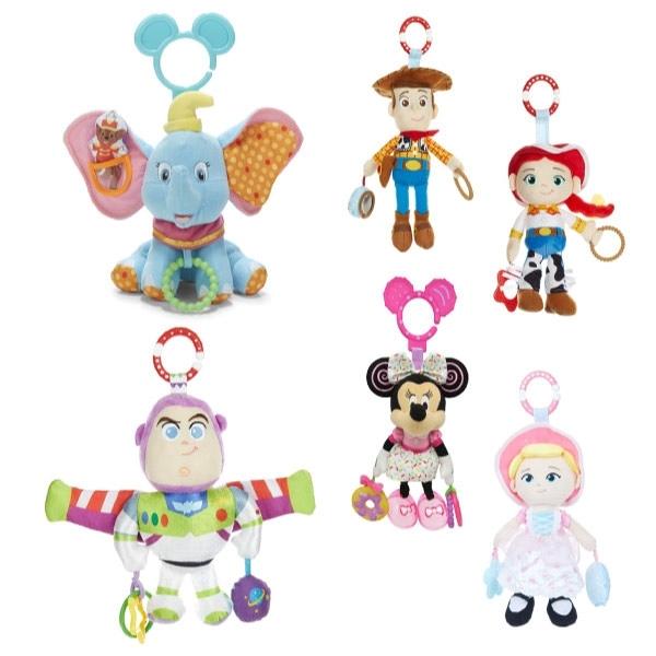 美國 Kids Preferred 安撫床掛玩偶(9款可選)固齒器|推車玩具|汽座玩具|安撫玩具