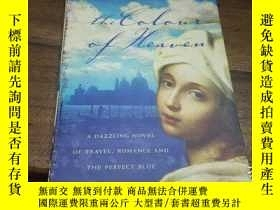 二手書博民逛書店THE罕見COLOUR OF HEAVENY271632 JAM
