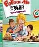 二手書R2YB 106年2月初版《國小英語Follow Me 6 課本+習作+教