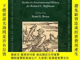 二手書博民逛書店Ecologies罕見And Economies In Medieval And Early Modern Eur