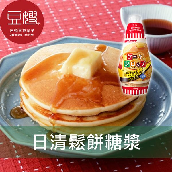 【豆嫂】日本廚房 日清鬆餅糖漿