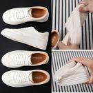 韓版女鞋板鞋厚底街拍鞋子夏季白鞋...