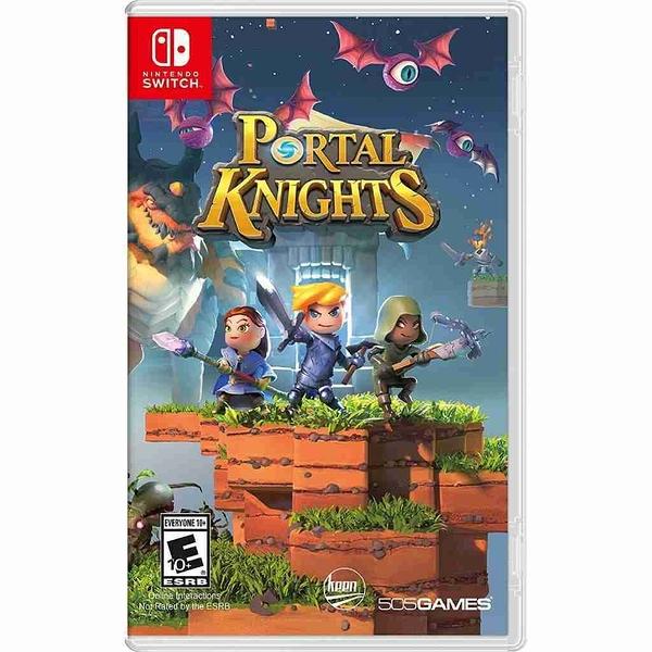 任天堂 NS SWITCH Portal Knights 傳送騎士 英文字幕