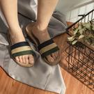 亞麻拖鞋 室內外居家拖鞋 海灘涼鞋 透氣...