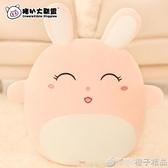 兔子毛絨玩具可愛抱枕陪你睡覺公仔床上娃娃玩偶生日禮物女孩超萌   (橙子精品)
