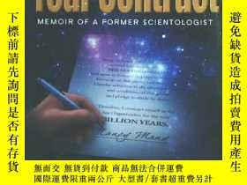二手書博民逛書店NEW罕見My Billion Year Contract: M