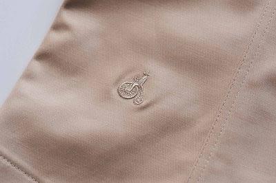 JOHN DUKE約翰公爵 女-修身短版休閒外套 (駝色)
