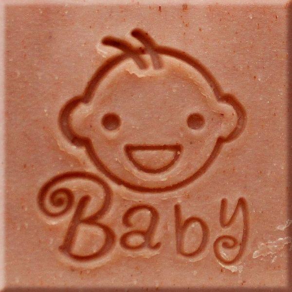 【香草工房】 風格皂章~D001 Q-Baby
