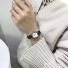 手錶 ins風高中女生考試手錶小清新百搭方形款女復古文藝簡約韓版學生 智慧 618狂歡