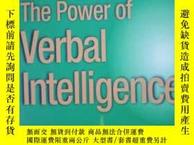 二手書博民逛書店The罕見Power of Verbal Intelligenc