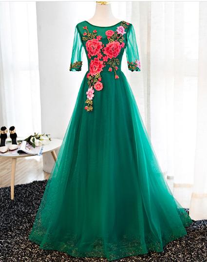 (45 Design)    7天到貨 來圖訂做量身訂做 客製化顏色大尺碼訂做訂做  高級訂製禮服 洋裝 服飾18