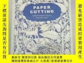 二手書博民逛書店外文原版罕見PAPER CUTTING 剪紙Y278399