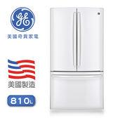GE 美國奇異 法式冰箱 810公升 GNE29GGWW 首豐家電