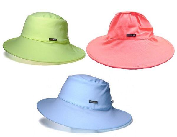 HOII后益 SUNSOUL 防曬【圓筒帽】先進光學光能美機能 范冰冰愛用款