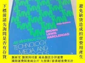 二手書博民逛書店av罕見instruction ,technology. med
