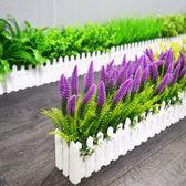 仿真植物假盆栽擺件小擺設綠植盆景塑料植物室內裝飾品花臥室客廳  igo 居家物語