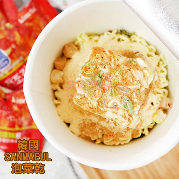 韓國 SANMAEUL 泡菜乾 10g/單包 超對味的韓式泡菜!! 下酒的好良伴~【特價】★beauty pie★