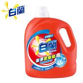 【白蘭】強效潔淨除蟎超濃縮洗衣精 2.7Kg*1+1.6Kg補充包*6_聯合利華