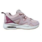 LOTTO 女款粉紫色氣墊運動慢跑鞋-NO.LT0AWR2363