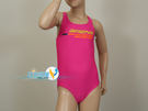 *日光部屋* arena (公司貨)/ JMS-6412WJ-PNK 女童連身泳裝(R120/R130)
