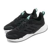 Adidas VENTICE 2.0 男款黑色運動慢跑鞋-NO.FY5941