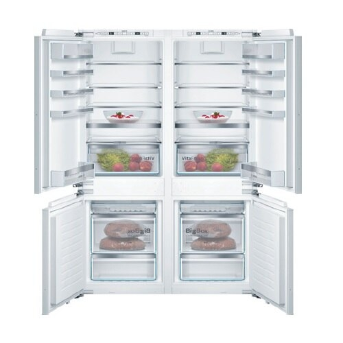 【得意家電】BOSCH 博世 BTWPRF19BP 崁入式 對開四門冰箱(上冷藏下冷凍)