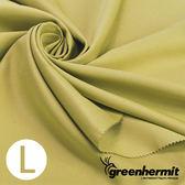 GREEN HERMIT 蜂鳥 UL-DAT超輕快乾吸水毛巾-L 水芹綠 戶外|登山|旅遊 TB5003