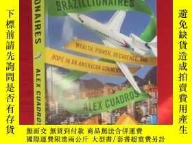 二手書博民逛書店Brazillionaires:罕見Wealth, Power,