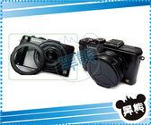 黑熊館 新上市 Panasonic DMC-LX7 LX-7 專業級 自動開合鏡頭蓋 賓士蓋 免修改 無暗角