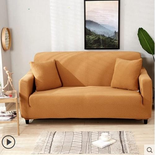 歲末清倉~防潑水防猫抓沙發套 四季通用型 素色全包 單人沙發系列2 (90~140cm適用)