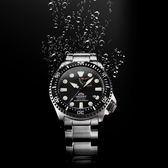 ORIENT東方錶WATER RESISTANT系列200m潛水腕錶  RA-EL0001B  黑