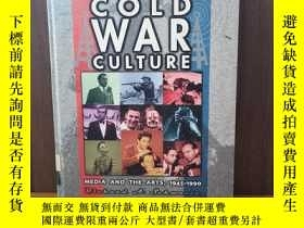 二手書博民逛書店Cold罕見War Culture Media And The Arts, 1945-1990 (Cold War