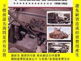 二手書博民逛書店Standard罕見Catalog of U.S. Military Vehicles 1940-1965-194