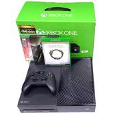 【XB1主機】☆ 95成新 Xbox One 主機 500G 黑色+三款遊戲 ☆【中古二手商品】台中星光電玩