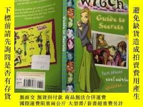 二手書博民逛書店witch罕見guide to secrets 巫婆秘籍指南Y200392