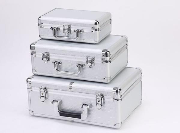 家用手提多功能工具箱 大中小號 車載維修鋁合金箱 南風小鋪