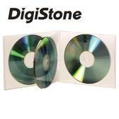 ◆全館免運費◆DigiStone 四片裝 標準(1cm)軟殼收納盒白色透明 X100PCS