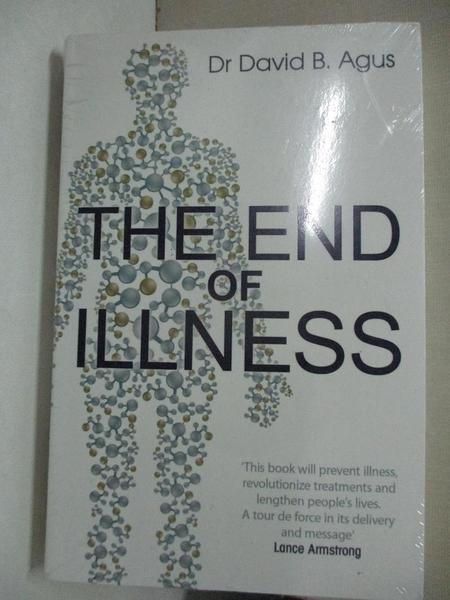 【書寶二手書T7/保健_GIM】The End of Illness_David B. Agus