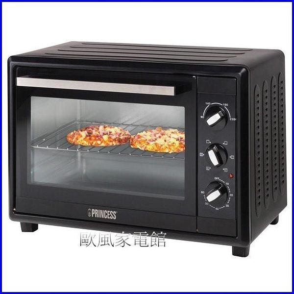 【歐風家電館】(贈專業級防燙手套) PRINCESS 荷蘭公主 35L 專業 旋風式 對流 烤箱( 112372)