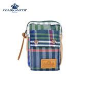 【COLORSMITH】LPC・ 3C配件包-經典綠格紋・LPC1269-A-CH