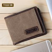 【TROOP】經典品格CLASSIC錢包/TRP0400BN(棕色)