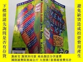 二手書博民逛書店The罕見even smellier socks:更臭的襪子Y200392