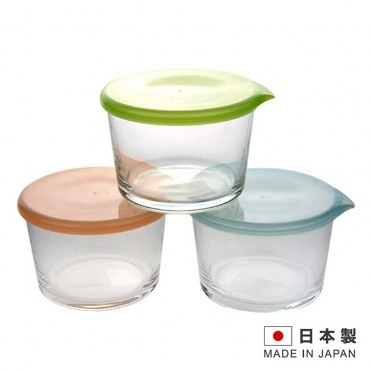 TABLE PAL日本製造三入彩色密封罐(275mlx3入) IW-S5651