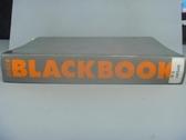 【書寶二手書T2/設計_YJI】BLACKBOOK(2002)