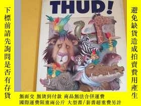 二手書博民逛書店THUD罕見NICK BUTTERWORTHY227550