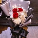 韓式永生花束--情人花束.生日花束.聖誕花束