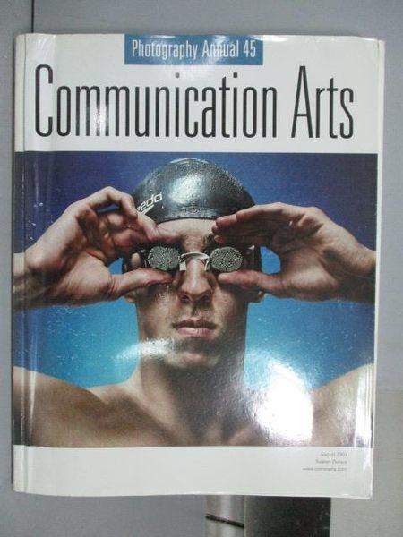 【書寶二手書T2/設計_QMQ】Communication Arts_330期_Photography Annual