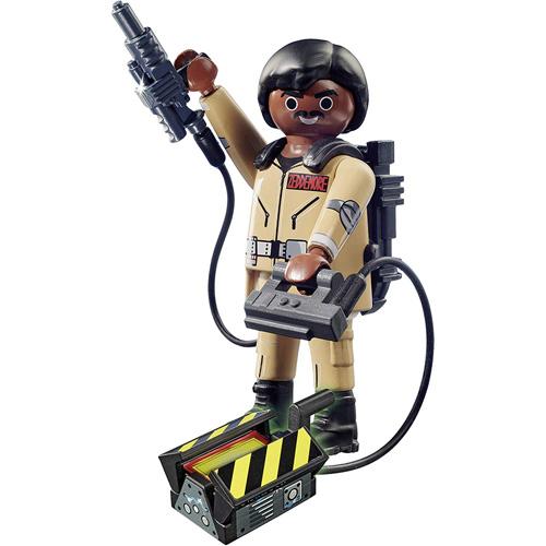 摩比積木 playmobil 魔鬼剋星收藏型 溫斯頓·雷德莫爾