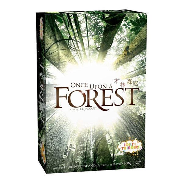 【空中棋園】木林森處 Once upon a Forest 桌上遊戲